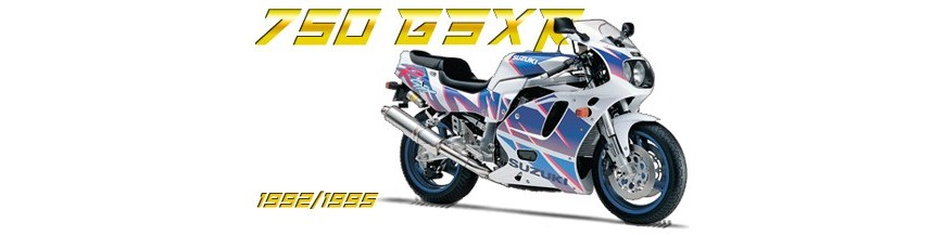 750 GSXR W 1992/1995
