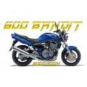 600 BANDIT 2000 / 2004