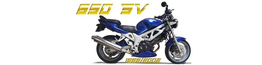 650 SV 1999/2002