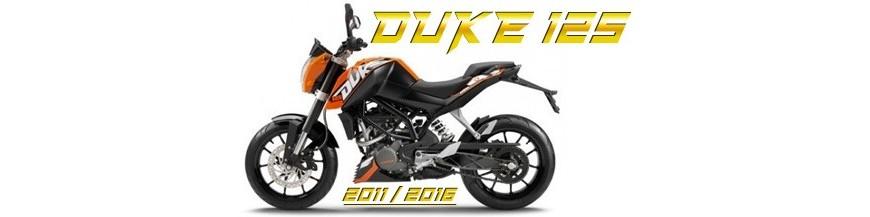 125 DUKE 2011/2016