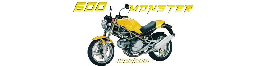 600 MONSTER 1998/2001