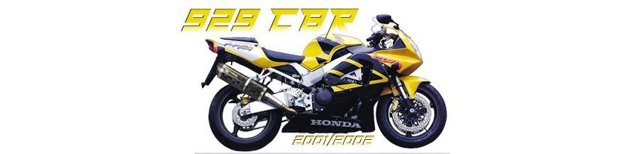 929 CBR 2001/2002