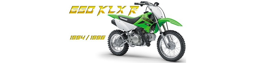 650 KLXR 1994/1996